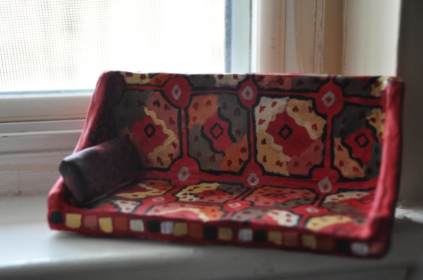 Paperclay Matisse Couch