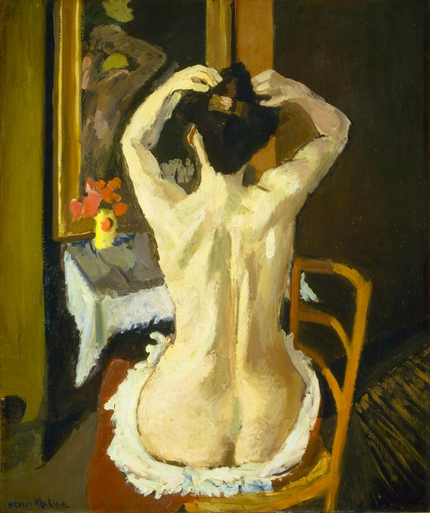 la coiffure by Henri Matisse