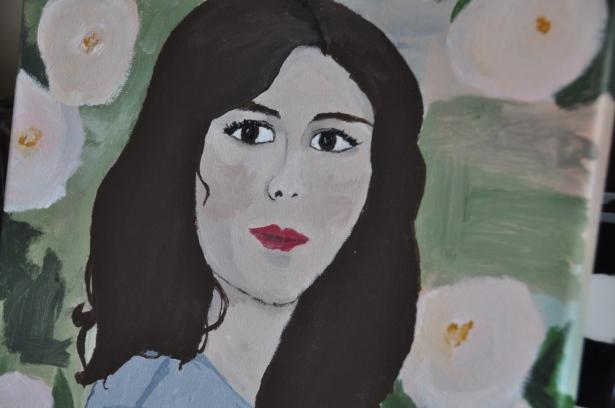 Portrait March 4