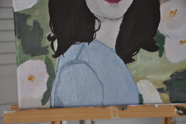 Portrait March 4 - 2