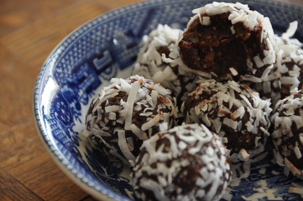 ChocolateDateTruffles